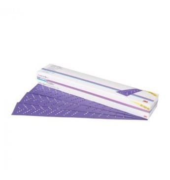 3M 52022 734U Purple + Multihole Lihvleht P400 70 x 396mm